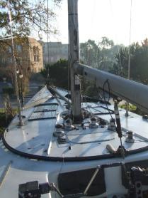 V-83 DECK LOOKING FORWARD