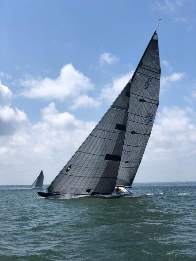 K22 upwind